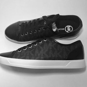 Womens MK City Sneakers